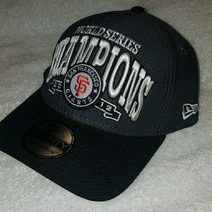 4eebdbdc231 New Era Accessories - San Francisco Giants World Series champions 2012